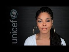 """It's unacceptable for any child to die from hunger in the 21st century."" Janet Jackson believes in a world where ZERO children die from malnutrition, and so does UNICEF! To reach every malnourished child in Africa's Sahel region, we need your help: www.unicefusa.org/sahelnow #SahelNOW"