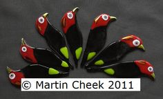 Glass Fusions Cheeky Mannakin  for Mosaics and by Mosaicfusions, $25.00
