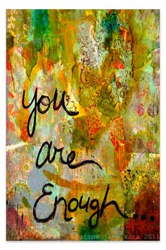 gorgeous colors, beautiful message. could be a nice wall hanging confidence boost, remember this, art journals, thought, inspir, word, simply said, quot, live