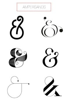 #ampersand #esperlue