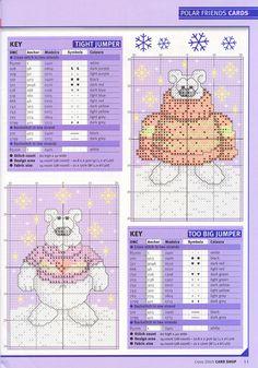 Gallery.ru / Photo # 7 - Cross Stitch Card Shop 32 - WhiteAngel