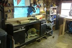 Dresser Miter Saw Station #1 | Jays Custom Creations
