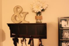 Found a spot for the ampersand after the wedding :)