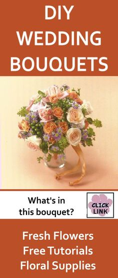 http://www.wedding-flowers-and-reception-ideas.com/how-to-make-mixed-rose-bouquet.html  - Detailed flower list and products needed to make this wedding bouquet.  Check out free step by step flower tutorials.
