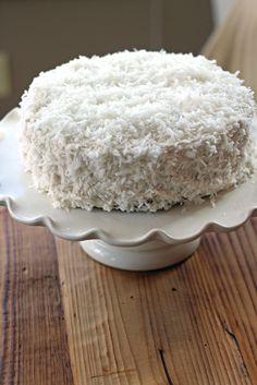 Classic-Vegan-Coconut-Cake