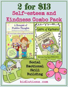 Garden themed Spring/Summer Feelings Activity Combo Pack by Kidlutions $ #playtherapy #schoolcounseling
