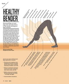 Downward Dog -- #depictmagazine.com #Yoga