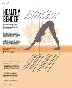 Downward Dog -- #depictmagazine.com #Yoga