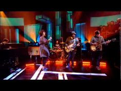 Alabama Shakes - Be Mine   ... (Live in... Later with Jools Holland Live 2012)