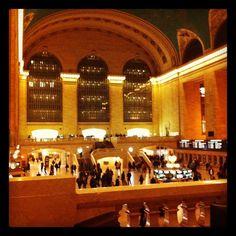Grand Central Station. November 2012. Copyright © 2012 Jacqui Barrineau
