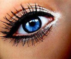 ...her blue eyes