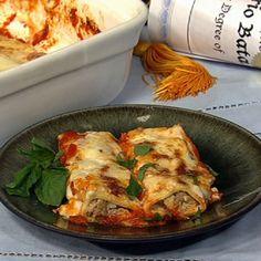the chew   Recipe    Mario Batali's Cannelloni Al Forno