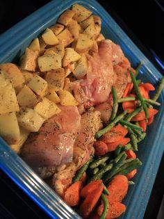 easy healthy chicken dinner