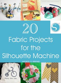 20 Fabric Projects f