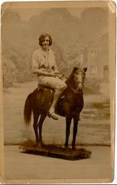 Fearless Females: 'The Woman with the Joie de Vivre!' #genealogy #familyhistory bone