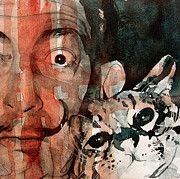 Paul Lovering - Dali and his cat
