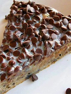 Hershey brownie pie