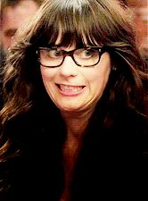 Zooey adorkable