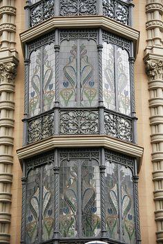 ) Barcelona - Carrer València