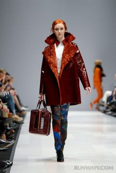Joe Fresh Fall 2012.  BURGUNDY