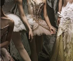 Gorgeous costumes.
