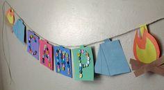 Camp Banner: Summer Camp Crafts and Lessons for Kids: KinderArt ®