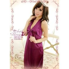 Succubus Sleepwear Woman Purple Lingerie Teddy Sexy Babydoll Nighties Cute Nightwear --- http://www.amazon.com/Succubus-Sleepwear-Lingerie-Babydoll-Nightwear/dp/B007M5LF1Y/?tag=zaheerbabarco-20