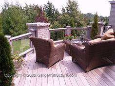 Outdoor Room Deck