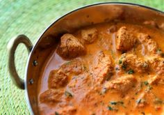 Indian Food Recipes: Butter Chicken