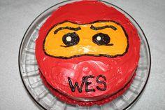 The Craftin' B: Ninjago Cake