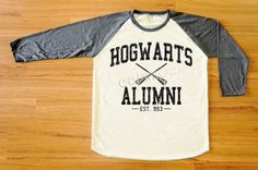 Stylish Harry Potter Clothing for Adults!