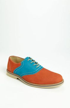 1901 Saddle Up Oxford available at Nordstrom love this and also the purple and pink version or the blue and yellow...damn choices.
