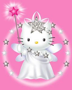 Hello Kitty Pink Cute 1