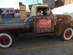 Coca-Cola Rat Rod