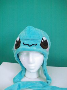 Pokemon: Chibi Squirtle Hat. $25.00, via Etsy.