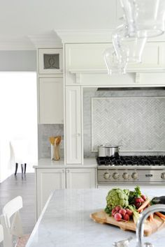 Casual Elegance transitional-kitchen
