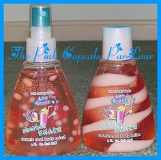 old school bath and body works!