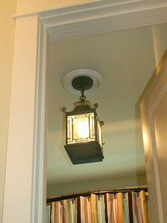 Convert a Recessed Light Into a Pendant Fixture - on HGTV