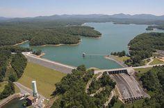 Lake Blue Ridge-Blue Ridge Dam