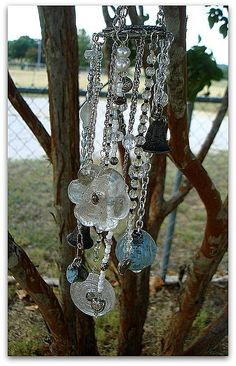 Eclectic Wind Chimes