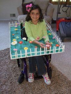 costumes halloween wheelchairs