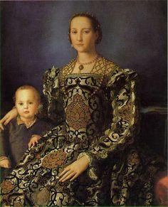 Catherine de Medici.