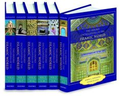 The Oxford Encyclopedia of the Islamic World (6-Volume Set) by John L. Esposito. $669.99. Author: John L. Esposito. 2976 pages. Edition - Revised edition. Publisher: Oxford University Press, USA; Revised edition edition (April 3, 2009). Publication: April 3, 2009