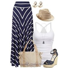 Relaxed and laid back ... perfect for summer