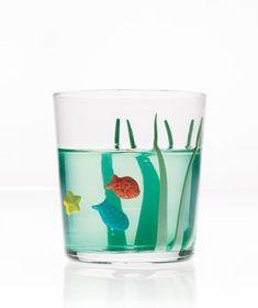 Edible aquariums!