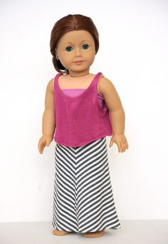 The Mad Maxi Outfit is now available at Liberty Jane Clothing! Designed to fit 18 inch dolls such as American Girl - limited quantities available