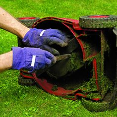 What You Need to Know About Basic Mower Maintenance