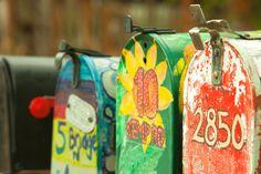 Happy Mailboxes