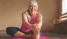 Lose 30 pounds with Yoga. Johnni did it. 59 years old, overweight and tired she turned to yoga.