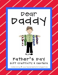 father's day unit